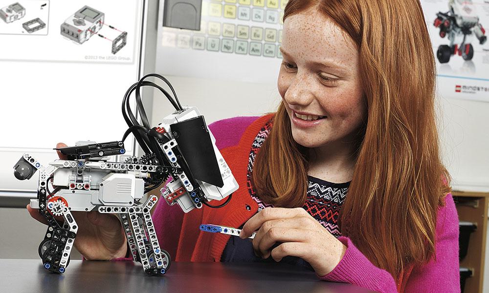 3. 讓機械人變得聰明